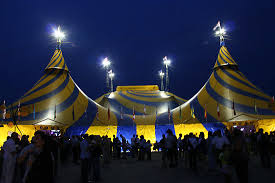 55 Cirque Big Top