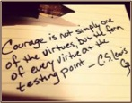 CS Lewis Courage 1